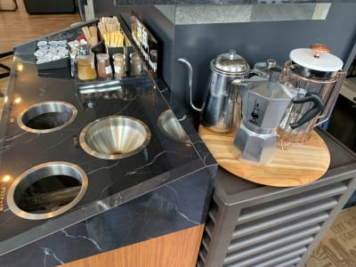 LEON'S COFFEE お洒落カフェ LEONの設備の写真