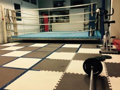 MMA&スポーツジム Blaze 2階、マットスペースのその他の写真