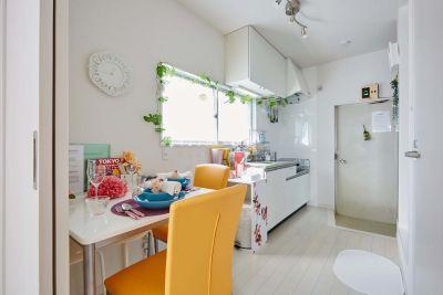 Green Wonderland 201の室内の写真
