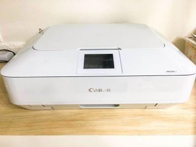 キャノンMG6330 Wi-Fi 接続で印刷可能 別途コピー用紙購入必要 - HIMITSUきち。中津 多目的スペースの設備の写真