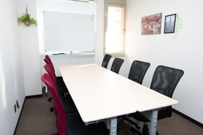 エキ前会議室 グレイスの室内の写真