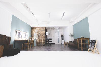STUDIO BENBEN 撮影スタジオの室内の写真