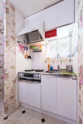 Green Wonderland 202の室内の写真