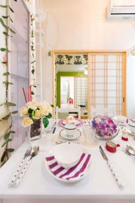 パピオンパラダイス西新宿 1Fの室内の写真