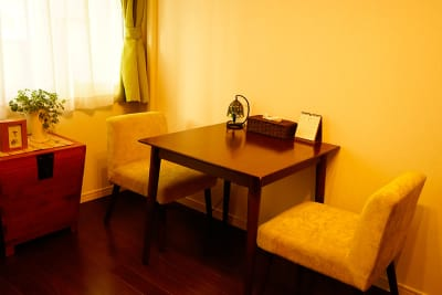 ロハス・ムーンのレンタルサロン サロンの室内の写真