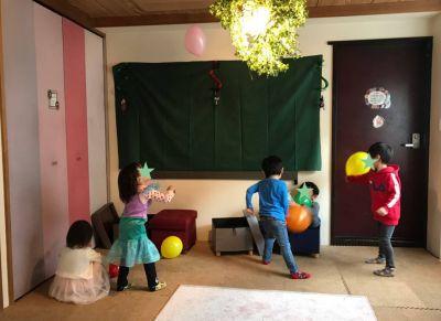 子供も楽しめるスペース - リンゴの木 レンタルスペース レンタルスペースの室内の写真