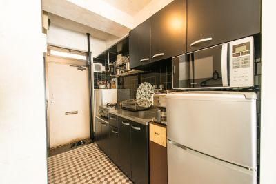 キッチン回り - 「実験」貸しスタジオ・ルーム Jikkenroomの室内の写真