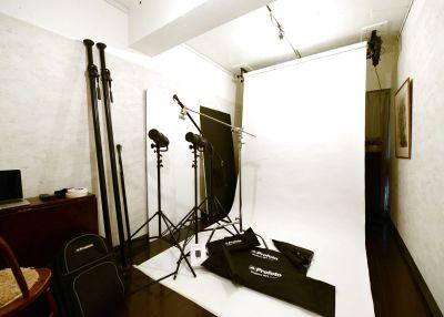 貸し出し可能機材 - 「実験」貸しスタジオ・ルーム Jikkenroomの室内の写真