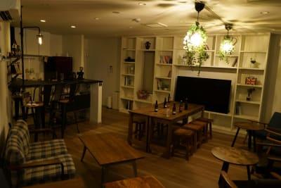 chilltas 大人の休み処の室内の写真