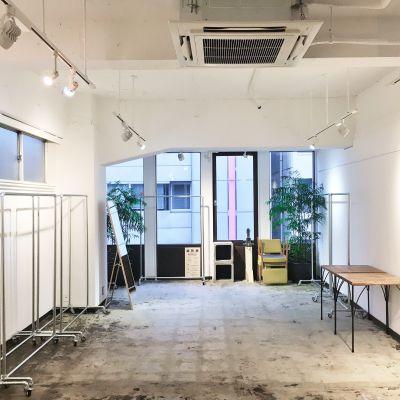 【大阪船場】SLC NY 5階スタジオの室内の写真