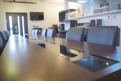 セレクトダイニング レンタルキッチン<客席+キッチン利用プラン>の室内の写真