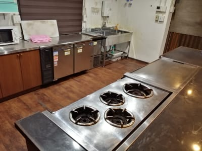 「南風」 貸キッチン、パーティールームの設備の写真
