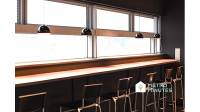 【品川コワーキング1人席】 品川コワーキングスペース1人席Bの室内の写真