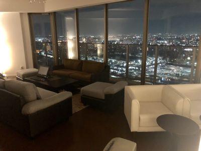 レンタルタワースペース 阿波座  お洒落スペースの室内の写真