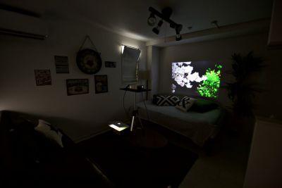 SP134American池袋の室内の写真