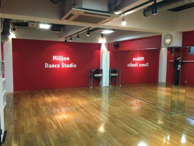 スタジオミリオン 【1スタジオ】の室内の写真