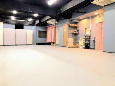 大国町スタジオ 多目的レンタルスペースの室内の写真