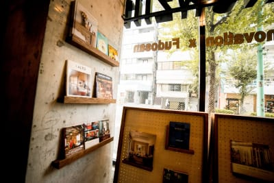 howzlife Cafe 全館貸切の室内の写真