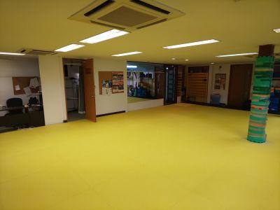 新極真会学芸大学道場【駅5分】 道場の貸スペースの室内の写真