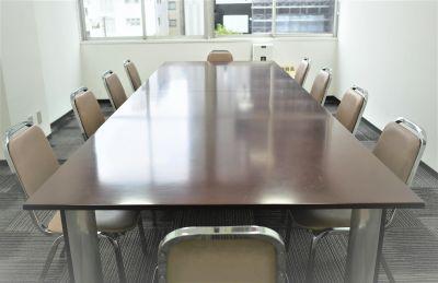 NATULUCK九段下・神保町 4階小会議室の室内の写真