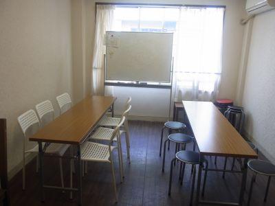 alakashi labo レンタルスペース【B】の室内の写真