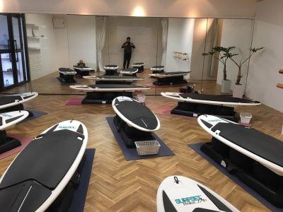 THE SURF STUDIO レンタルスタジオの室内の写真