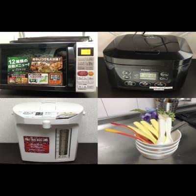 ライオンズルーム 《渋谷駅5分》会議/キッチンの室内の写真