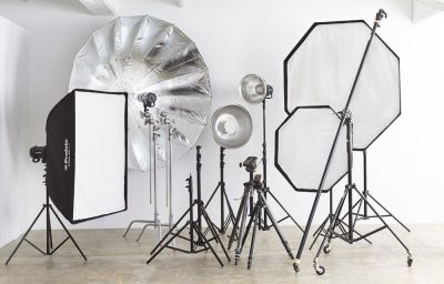 パークサイドスタジオ レンタルスタジオの設備の写真