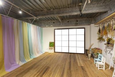 スタジオジェリッシュ Studio Jellishの室内の写真