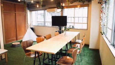 Neribaイベントスペース 会議室,セミナー,パーティの室内の写真