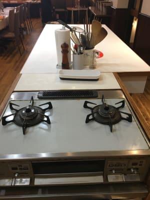 クッキングライフnukunuku キッチン付き レンタルスペースの設備の写真