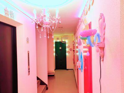 ベストフレンドレンタルスペース <アミーゴ3> 2階の室内の写真