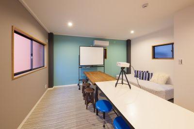 the Coinlocker 2階イベントスペースの室内の写真