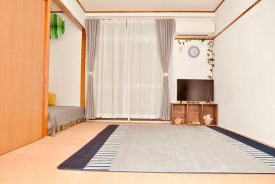 ソファの移動は可能ですが、ご利用後にお戻しください - 八幡山駅【KPstudio】 レンタルスペースの室内の写真
