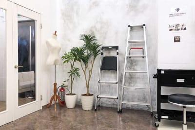 スタジオBIANCA表参道 レンタル撮影スタジオの設備の写真
