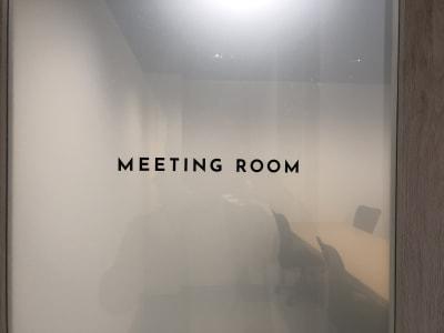 TECHSTUDIOKYOTO 会議室の入口の写真
