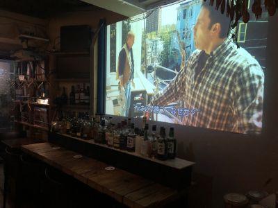 BAR namiyoke 八丁堀 カジュアルバーの室内の写真