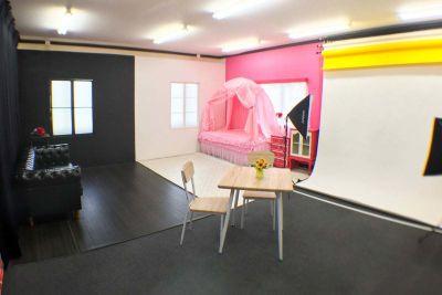 クラウドシティスタジオ レンタルスタジオの室内の写真