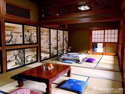 皎月山荘 撮影・ロケ地の室内の写真