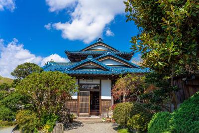 皎月山荘 撮影・ロケ地の入口の写真