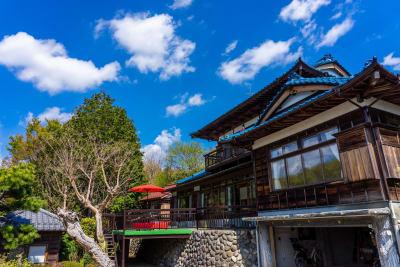 皎月山荘 撮影・ロケ地の外観の写真