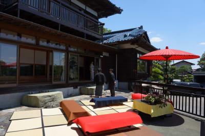 皎月山荘 撮影・ロケ地の設備の写真