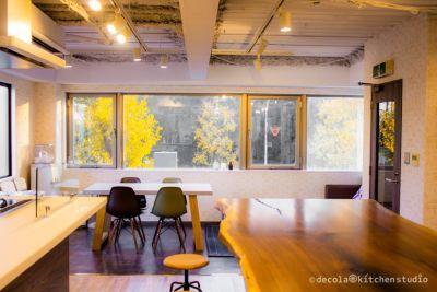 デコラキッチンスタジオの室内の写真
