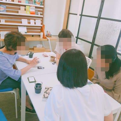 コミュニティの場として - 神楽坂ひとまちっくす コミュニティスペースの室内の写真