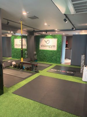 visiongym錦糸町 トレーニング/ピラティス/ヨガの設備の写真