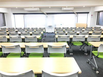 入谷ホール【加瀬会議室】 入谷ホール3階の室内の写真