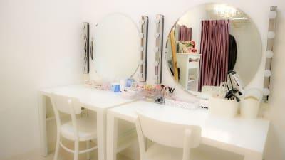 スタジオコーティア 撮影スタジオ、レンタルスペースの室内の写真