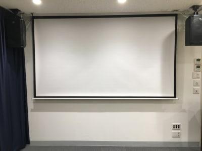 STUDIOLOVOXUMEDA 多目的スペースの設備の写真