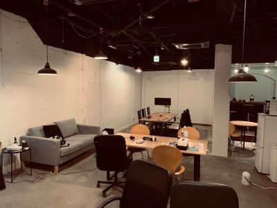 スペインバル調の隠れ家風スペース イベントスペースの室内の写真