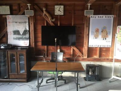 みんなの実家 門脇家 屋外・室内イベントスペースの設備の写真